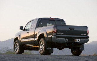 2011 Toyota Tacoma: Production Moved To Texas, More Automatics