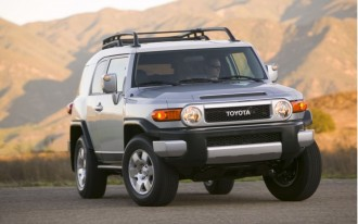 2010 Toyota FJ Cruiser: A Terrific SUV On Or Off The Road