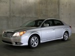 2011 Toyota Avalon: First Drive