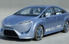 Toyota Prepares Fuel Cell, Plug-in Electric Cars For 2012 Tokyo Auto Show