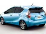 Production Toyota Prius C