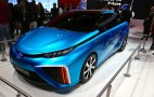 Toyota Exec Stresses Hydrogen Fuel-Cell Future, Slams Critics