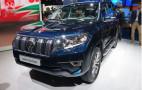 Toyota Land Cruiser Prado made more refined