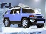 Toyota FJ Cruiser in Chicago