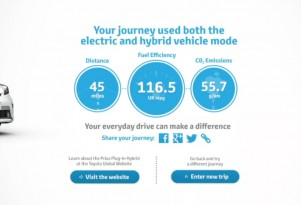 Toyota's Everyday Drive Website Highlights Plug-In Hybrid Benefits: Video