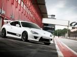 Toyota's GRMN FR Sports Car Concept