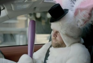 Toyota's Super Bowl XLVII spot goes heavy on the weird