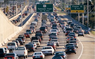 The Worst Traffic In America? It's Not Los Angeles