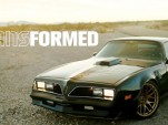 Transformed 1979 Pontiac Trans Am