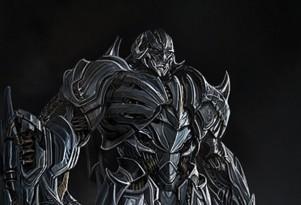 'Transformers: The Last Knight' concept art - Megatron
