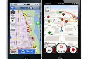 Trapster App Updated, Just In Time For Summer Road Trips