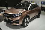 China's GAC shows electric car, plug-in hybrid concept, crossover at Detroit Auto Show