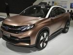 Trumpchi EnSpirit concept, 2017 Detroit auto show