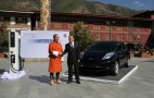 Nissan To Work With Bhutan Toward 'Electric-Car Nation' Goal