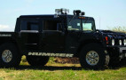 Tupac's Hummer H1 is back on the auction block