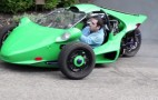 Turbo Hayabusa T-Rex Three-Wheeler Looks Like Suicidal Fun: Video