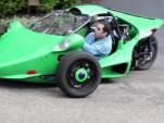 Turbo Hayabusa Campagna T-Rex looksl ike hoontastic fun