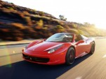 Twin-turbocharged 2013 Ferrari 458 Spider by Hennessey Performance