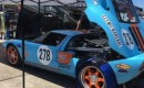 Twin-turbocharged Ford GT hits nearly 300 mph in standing mile