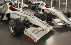 Brawn GP auctioning off Honda F1 cars at Silverstone Classic event