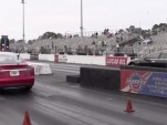 Two Tesla Model Ses face off in the quietest drag race ever