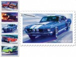 U.S. Postal Service reveals 'America on the Move: Muscle Cars' forever stamps