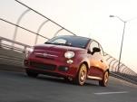 U.S. Spec 2011 Fiat 500 Sport