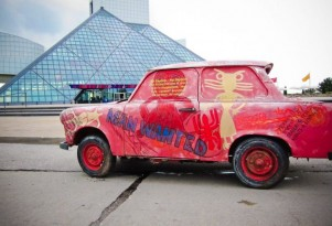 U2 Trabant collector seeks more for upcoming celebration of the band