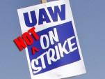 UAW not striking