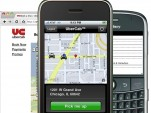 UberCab app