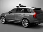 Uber's Volvo XC90 autonomous car prototype
