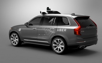 Uber's self-driving software fails about once per mile