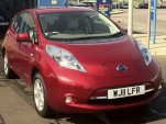 Uk, 2011 Nissan Leaf