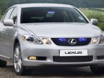 UK police trial hybrid Lexus again