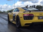 Underground Racing sets a new Audi R8 quarter-mile record