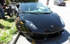 Video: Twin-Turbo Lamborghini Gallardo Crashes Due To Wardrobe Malfunction