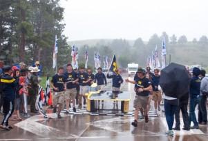 University of Michigan team wins 2016 solar car race