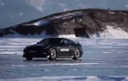 Nissan GT-R Sets Unofficial Production Car Ice Speed Record In Russia: Video