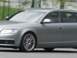 Update: 2009 Audi A6 range facelift spy shots
