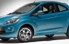 Update: Ford Ka to debut at Paris Motor Show