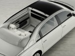 Update: Maybach 62 Landaulet goes into production