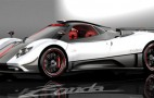 Update: Pagani Zonda Cinque official specs and photos