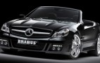 Updated: Brabus R230 Mercedes-Benz SL official details