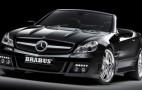 Updated: Brabus R230 Mercedes-Benz SL official details
