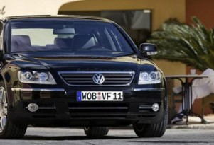 Updated: More images of VW's new Phaeton