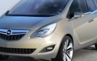 Updated: Opel Meriva Concept official details