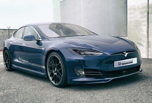 Updated Tesla Model S conversion kit from Unplugged Performance