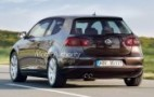 Updated Volkswagen Golf Mark VI preview