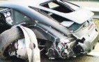 Updated: Wiesmann crashes out on Autobahn