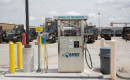UPS natural gas fueling station